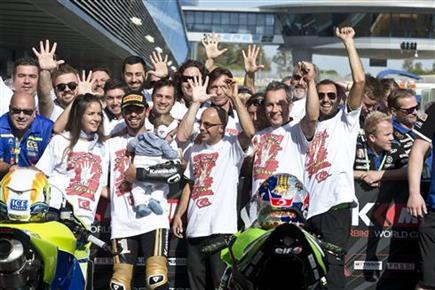 Sofuoglu And Kawasaki Take Championship Wins At Jerez