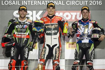 Kawasaki Riders Go 1-2 In The Final Rankings After Double Podium