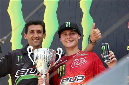 Darian Sanayei double winner in France