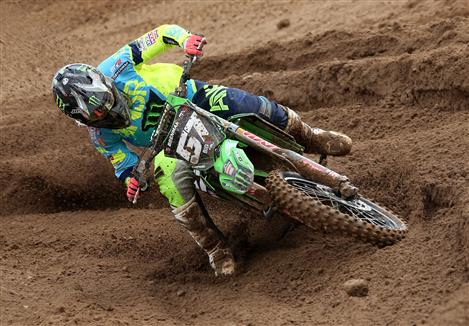 Darian Sanayei sixth in Latvia