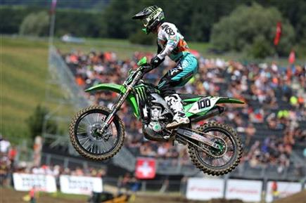 Tommy Searle sixth in Switzerland