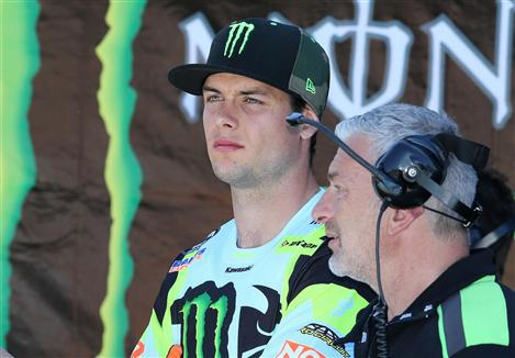 Jordi Tixier to miss the MXGP of Mexico