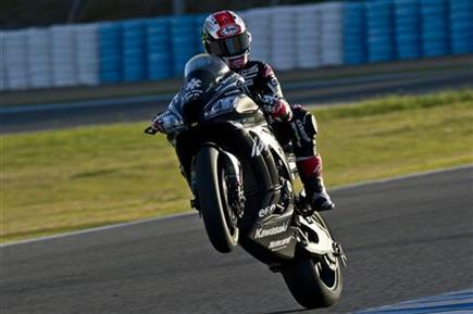 Rea And Sykes Primed For Final Pre-Season Tests At Phillip Island