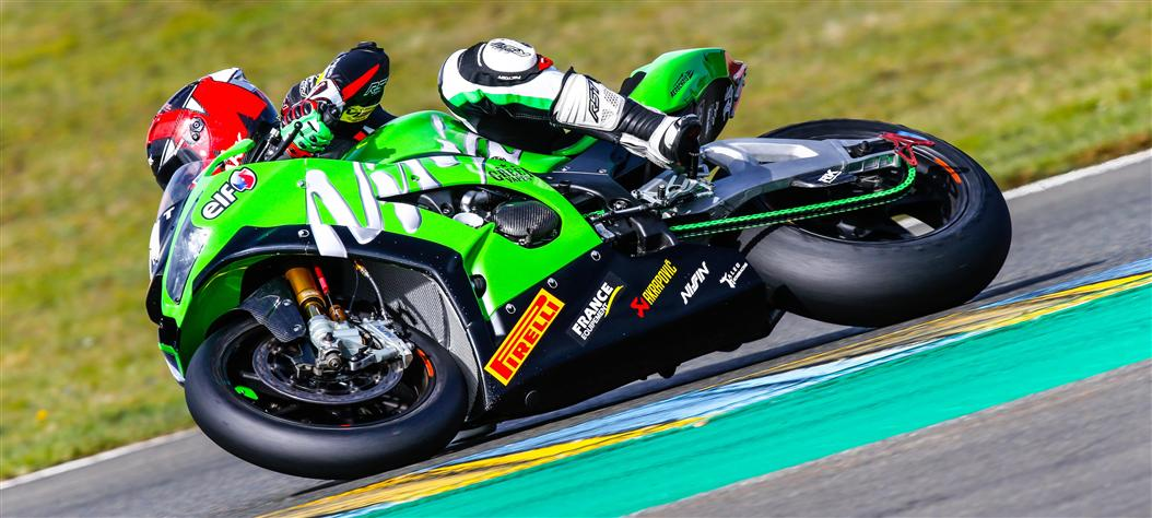 Kawasaki Motors Europe N.V. - Motorcycles, Racing and Accessories