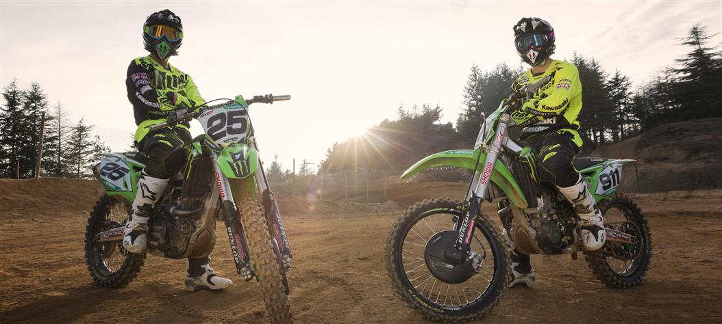 KAWASAKI MXGP RACING TEAM