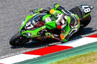 Leon Haslam to compete at 2017 Suzuka 8 Hour for Team Green Kawasaki