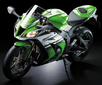 Kawasakilta kaksi Ninja 30-vuotisjuhlamallia
