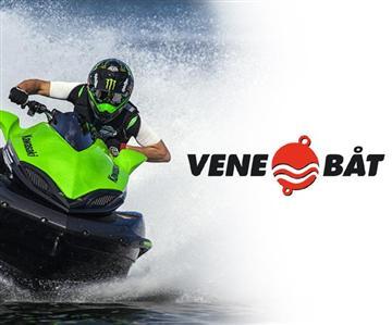 Kawasaki mukana Venemessuilla 6.-15.2.2015