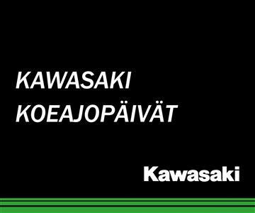 KAWASAKI-KOEAJOPÄIVÄT 2015