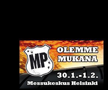 Kawasaki MP-messuilla