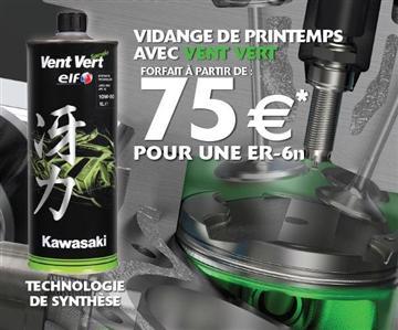 Opération Vent Vert - Forfait vidange