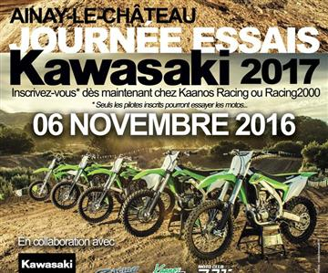 Journée d'essais KX 06 novembre: Racing2000