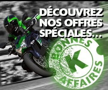 Avec Kawasaki, profitez d'offres exceptionnelles