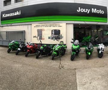 Le Kawasaki Tour en région Parisienne