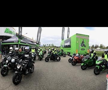 Kawasaki Tour dans les Vosges