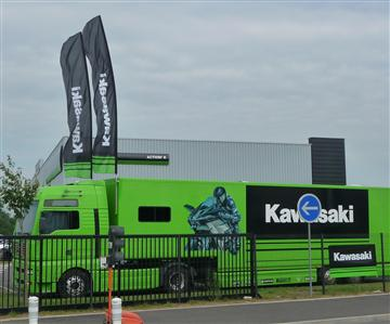 Kawasaki Tour : à la conquête de l'Est