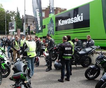 Le Kawasaki Tour en Normandie !