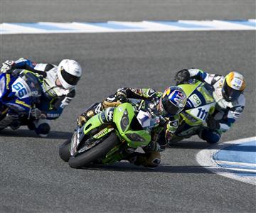 Sofuoglu et Kawasaki s'offrent le titre du Championnat à Jerez!