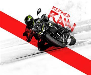 Kawasaki présente la nouvelle Z1000 R Editionpour 2017