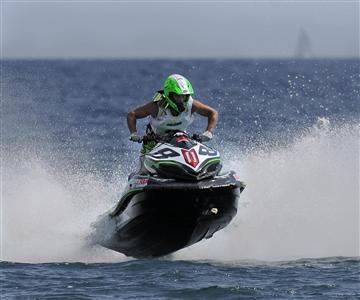 Championnat du monde de Jet Ski : Kawasaki aux avant-postes