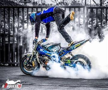 Podium Moto : Passion et compétition