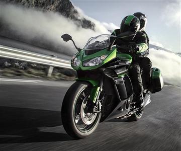 Kawasaki Z1000SX teszt