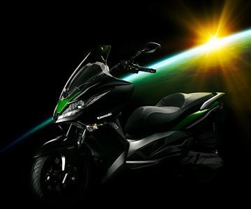 Kawasaki J300ExclusiveTourer