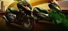 Gli scooter Kawasaki sono senza interessi (TAN fisso 0,00% TAEG 4,17%)* e con 4 anni di garanzia