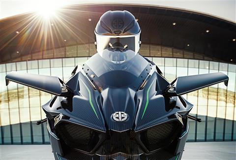 Kawasaki bevestigt 2e Supercharger