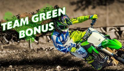 Team Green Bonus