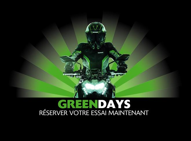 Kawasaki Green Days 2020