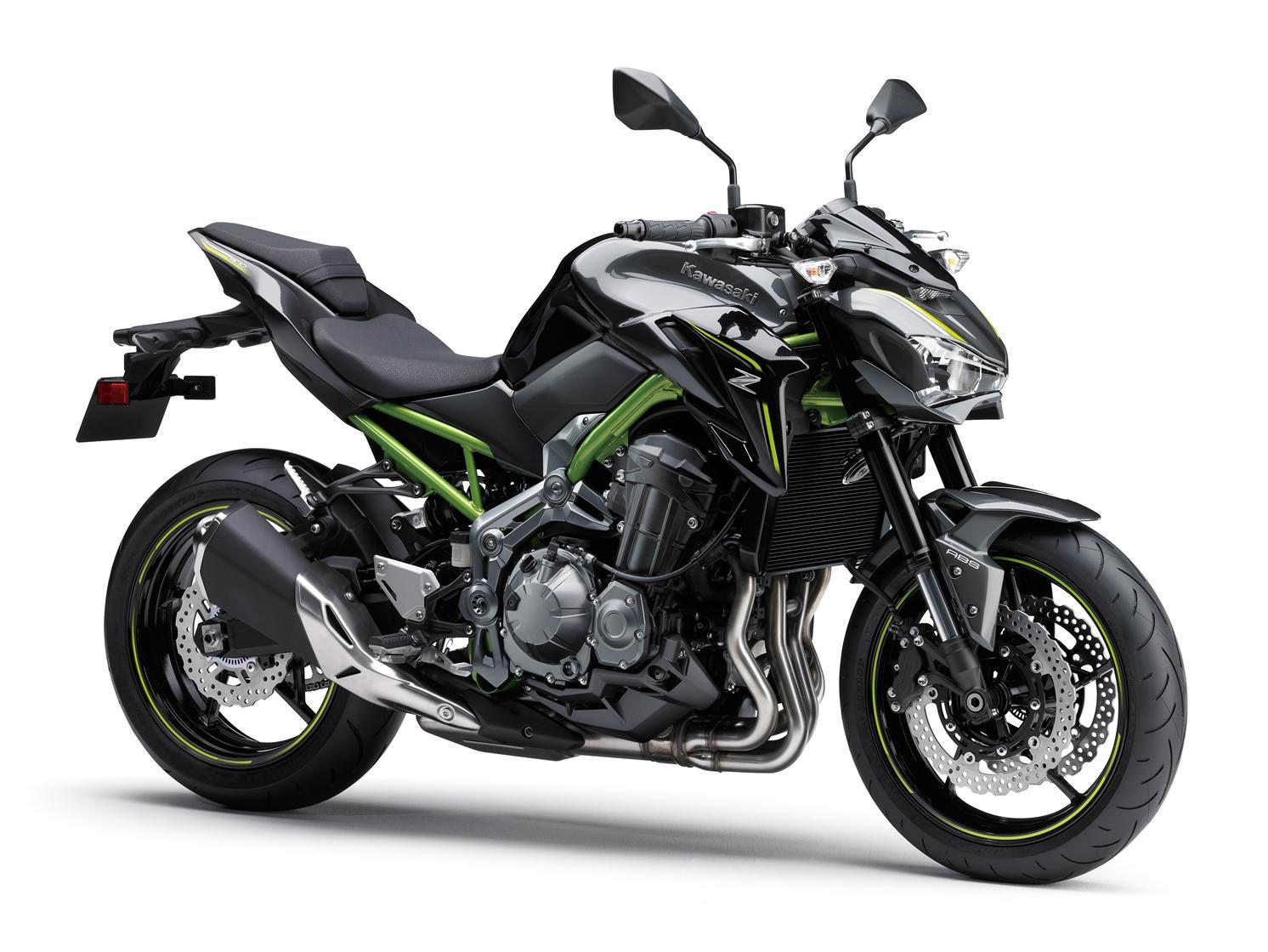 Motorrad Neufahrzeug kaufen KAWASAKI Z 900 New Z900 MY