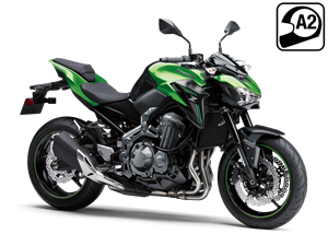 Z900 for A2 riders 2018