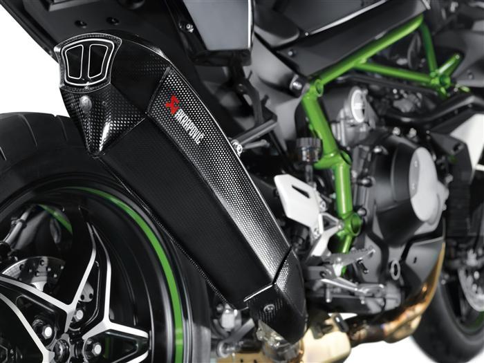 Kawasaki announces pricing and availability of supercharged ninja h2 13 altavistaventures Gallery