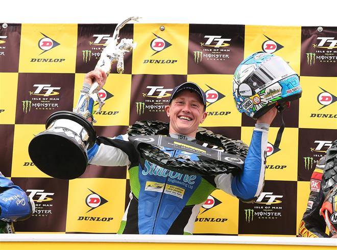 Historic Senior TT win for Dean Harrison and Silicone Engineering Racing Kawasaki results in 2019 TT Manufacturer's Award
