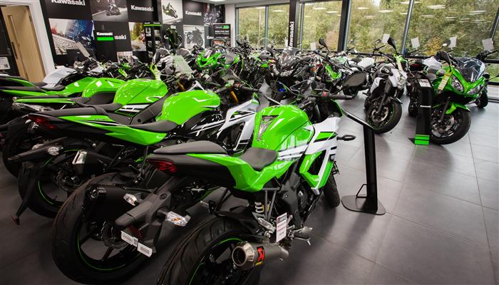 Your invitation to see all the latest Kawasaki models at your local