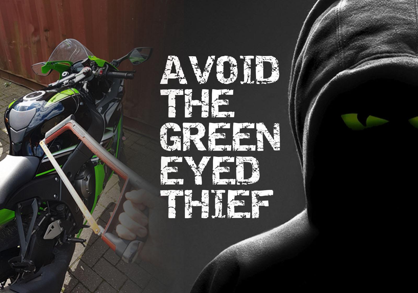 Advice for keeping your Kawasaki safe