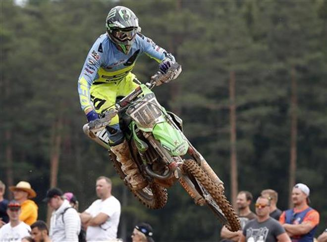 Tommy Searle joins KRT