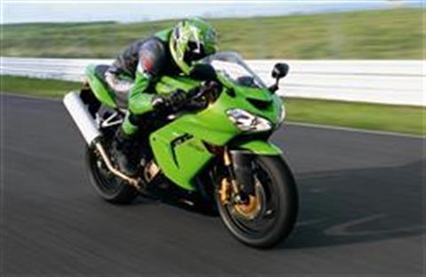 Kawasaki Ninja скорость #11