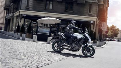 Free Tourer pack with all new Versys 650s