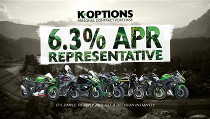 6.3% APR REPRESENTATIVE ON K.OPTIONS PCP