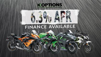 Finance offers available until 31 December 2018