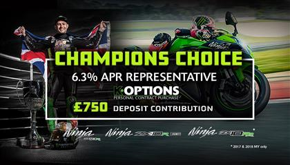 Champion's Choice - Ninja ZX-10R Family