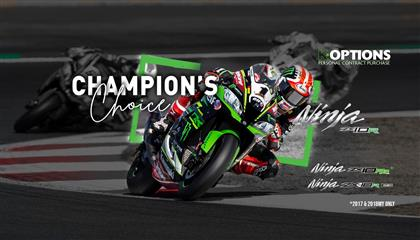 Champion's Choice – Ninja ZX-10R Family