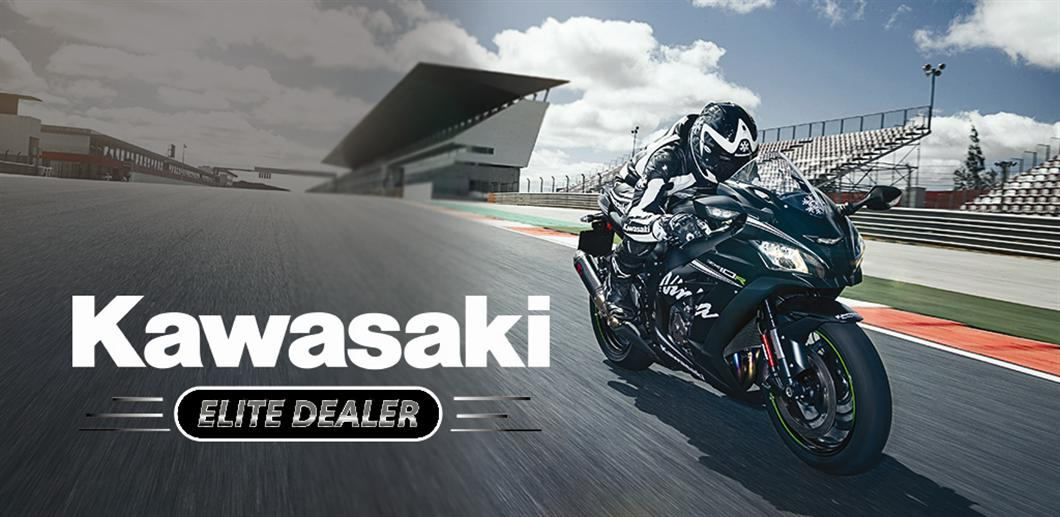 Elite Dealerships - Kawasaki United Kingdom