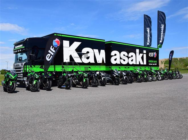 KAWASAKI GREEN DAYS 2018