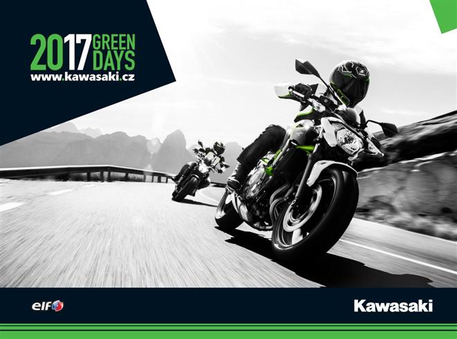 KAWASAKI GREEN DAYS