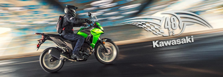 Für Einsteigerdie 48 Ps Modelle Von Kawasaki