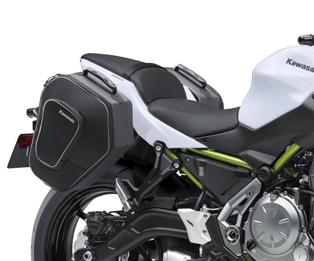 Kawasaki Genuine Bagage 14ltr Zadeltassen Zijtassen Systeem Koffers thsdrxQC