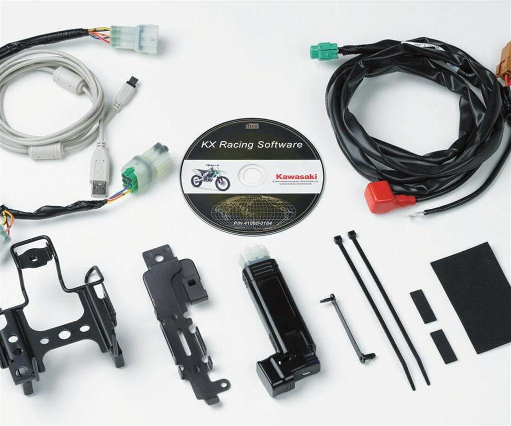 Motorcycle KX FI Calibration Kit